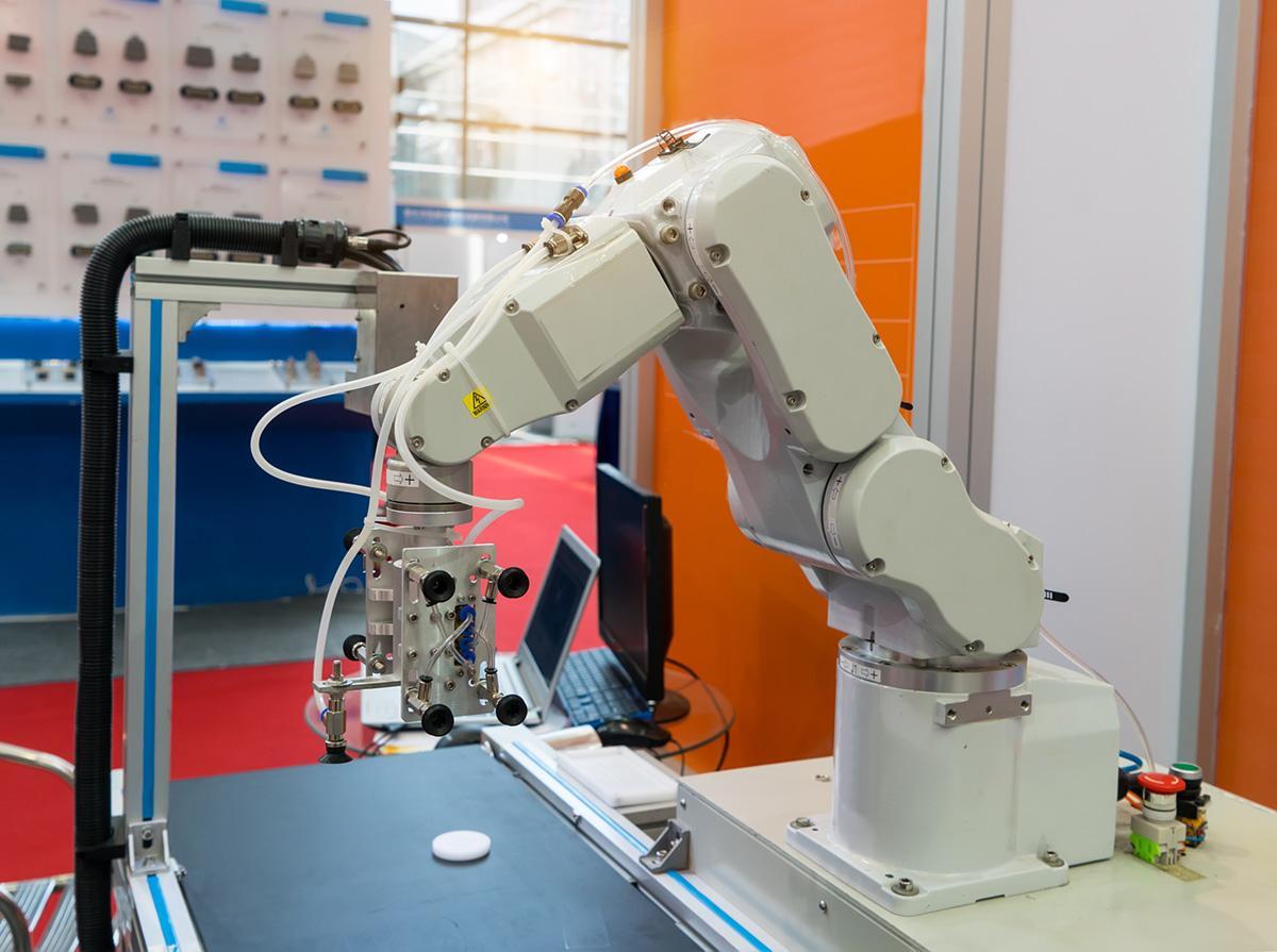 ロボットアーム RA-01(掲載サンプル)